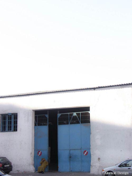 カサブランカの工場
