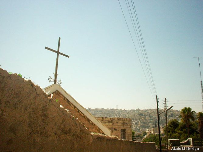 アンマンの教会
