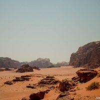 ワディラム砂漠