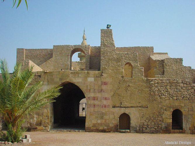 アカバ要塞
