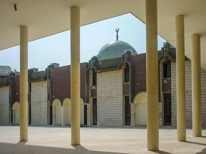 アカバのモスク
