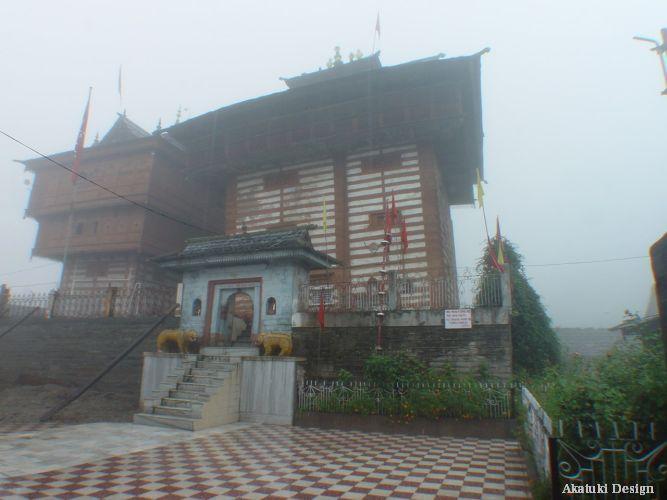 ビーマ・カーリー寺院