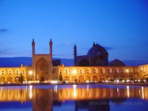 イスファハンのモスク