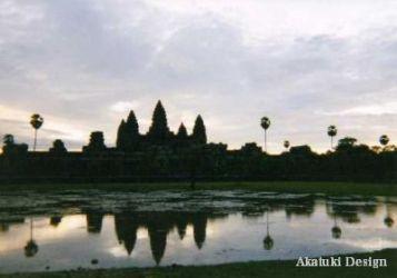 カンボジア旅行ダイジェスト写真