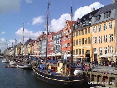 デンマーク旅行ダイジェスト写真