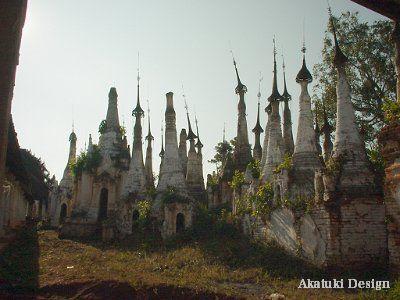 ミャンマー旅行ダイジェスト写真