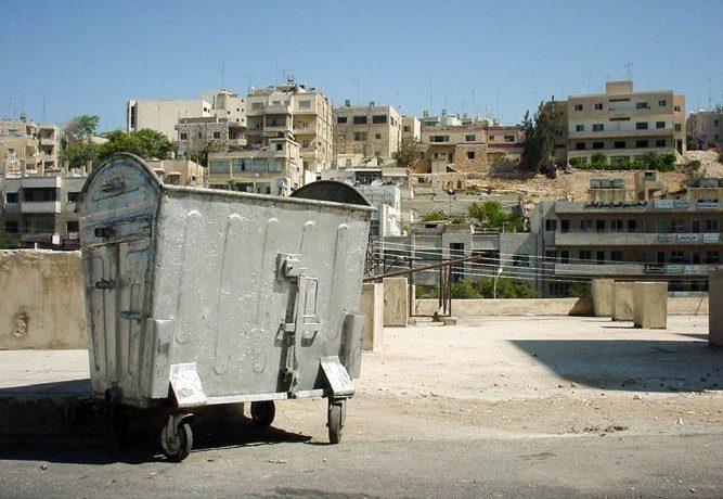 ヨルダンの首都アンマン